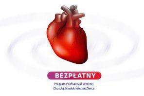 BEZPŁATNY Program Profilaktyki Wtórnej Choroby Niedokrwiennej Serca