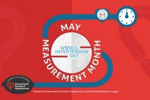 Maj Miesiącem Mierzenia ciśnienia tętniczego krwi 2017 (MMM17)